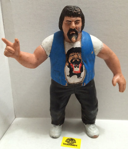 TAS037376 - Vintage Action Figure - 1986 WWE LJN Captain Lou Albano