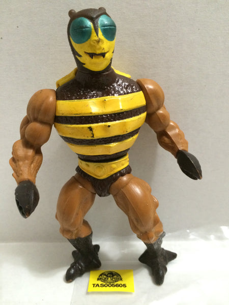 TAS037377 - Vintage Action Figure - MOTU 1984 Buzz
