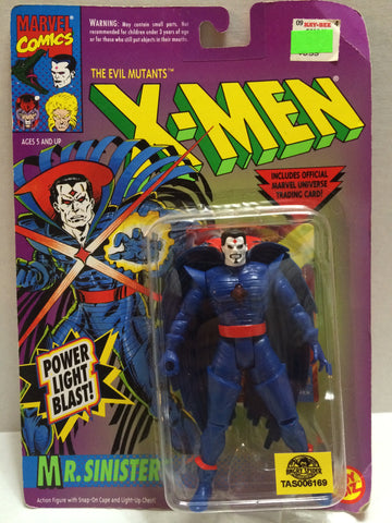 (TAS006169) - Toy Biz Marvel X-Men Mutants Action Figure – Mr. Sinister, , Action Figure, X-Men, The Angry Spider Vintage Toys & Collectibles Store