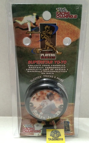 (TAS006318) - Racing Champions Superstar Baseball Yo-Yo - Ripken Jr. 3B, , Yo-Yo, MLB, The Angry Spider Vintage Toys & Collectibles Store