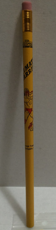 (TAS008003) - 1991 Titan Sports WWF Superstars Pencil - The Ultimate Warrior, , Pencils, Wrestling, The Angry Spider Vintage Toys & Collectibles Store