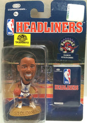 (TAS008010) - NBA Headliners Sports Figure - Damon Stoudamire, , Action Figure, NBA, The Angry Spider Vintage Toys & Collectibles Store