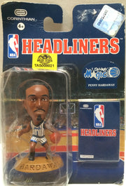 (TAS008021) - NBA Headliners Sports Figure - Penny Hardaway, , Action Figure, NBA, The Angry Spider Vintage Toys & Collectibles Store