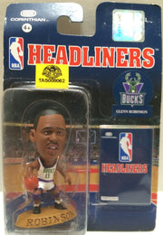 (TAS008062) - Corinthian NBA Headliners Action Figure - Glenn Robinson, , Action Figure, NBA, The Angry Spider Vintage Toys & Collectibles Store