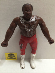 "(TAS008092) - 1986 Titan Sports WWF LJN 4"" Bendie Figure - Junkyard Dog, , Action Figures, Wrestling, The Angry Spider Vintage Toys & Collectibles Store"