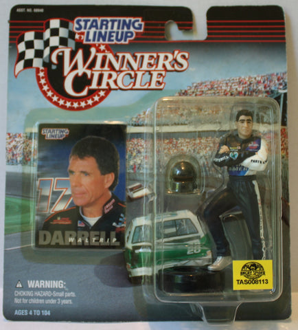 (TAS008113) - 1997 Starting Lineup Winner's Circle NASCAR - Darrell Waltrip, , Action Figure, Starting Lineup, The Angry Spider Vintage Toys & Collectibles Store  - 1