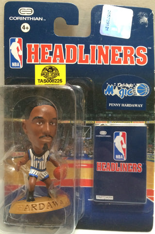 (TAS008225) - NBA Headliners Sports Figure - Penny Hardaway, , Action Figure, NBA, The Angry Spider Vintage Toys & Collectibles Store
