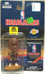 (TAS008268) - NBA Headliners Sports Figure - Nick Van Exel, , Action Figure, NBA, The Angry Spider Vintage Toys & Collectibles Store
