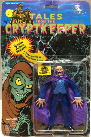 (TAS008515) - Tales From The Cryptkeeper Special Action Figure - Dracula, , Action Figure, n/a, The Angry Spider Vintage Toys & Collectibles Store