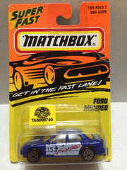(TAS008740) - Matchbox Racing Car - Ford Mondeo, , Trucks & Cars, Matchbox, The Angry Spider Vintage Toys & Collectibles Store