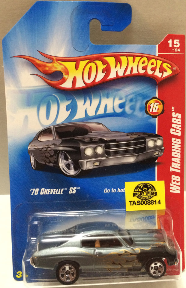 (TAS008814) - Mattel Hot Wheels Racing Stock Car - Web Trading Cars, , Trucks & Cars, Hot Wheels, The Angry Spider Vintage Toys & Collectibles Store