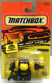 (TAS008819) - Matchbox Racing Stock Car - Stinger, , Trucks & Cars, Matchbox, The Angry Spider Vintage Toys & Collectibles Store