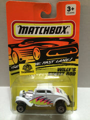(TAS008842) - Matchbox Racing Stock Car - Street Rod, , Trucks & Cars, Matchbox, The Angry Spider Vintage Toys & Collectibles Store