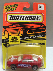 (TAS008867) -  Matchbox Racing Car - B.M.W. 850i, , Trucks & Cars, Matchbox, The Angry Spider Vintage Toys & Collectibles Store