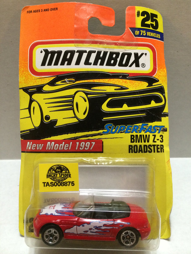 (TAS008875) -  Matchbox Racing Car - BMW, , Trucks & Cars, Matchbox, The Angry Spider Vintage Toys & Collectibles Store