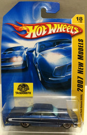 (TAS008878) - 2007 Hot Wheels Die-Cast - Ford Galaxie 500XL, , Trucks & Cars, Hot Wheels, The Angry Spider Vintage Toys & Collectibles Store