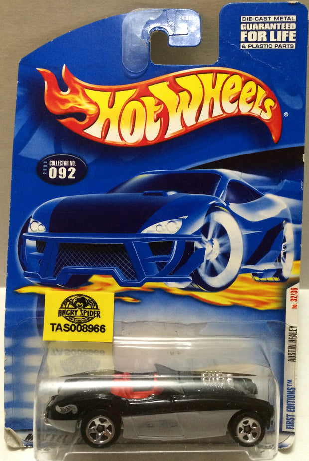 (TAS008966) - Mattel Hot Wheels Racing Stock Car - Austin Healy, , Trucks & Cars, Hot Wheels, The Angry Spider Vintage Toys & Collectibles Store