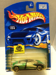 (TAS008975) - Mattel Hot Wheels Racing Stock Car - Ford GT, , Trucks & Cars, Hot Wheels, The Angry Spider Vintage Toys & Collectibles Store