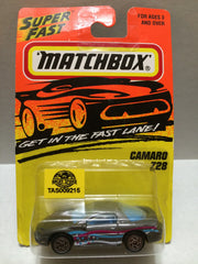 (TAS009215) - Matchbox Die-Cast - Camaro Z28, , Trucks & Cars, Matchbox, The Angry Spider Vintage Toys & Collectibles Store