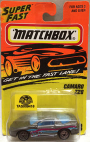 (TAS009416) - Matchbox Die-Cast - Camaro Z28, , Trucks & Cars, Matchbox, The Angry Spider Vintage Toys & Collectibles Store