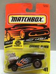 (TAS009418) - Matchbox Die-Cast Cosmic Blues #41, , Trucks & Cars, Matchbox, The Angry Spider Vintage Toys & Collectibles Store