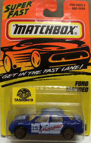 (TAS009419) - Matchbox Super Fast Die-Cast - Ford Mondeo, , Trucks & Cars, Matchbox, The Angry Spider Vintage Toys & Collectibles Store