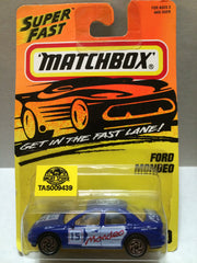 (TAS009439) - Matchbox Racing Stock Car - Ford Mondeo, , Trucks & Cars, Matchbox, The Angry Spider Vintage Toys & Collectibles Store