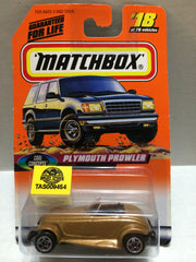 (TAS009454) - Matchbox Racing Stock Car - Plymouth Prowler, , Trucks & Cars, Matchbox, The Angry Spider Vintage Toys & Collectibles Store
