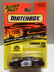 (TAS009461) - Matchbox - Camaro Z28 Police, , Trucks & Cars, Matchbox, The Angry Spider Vintage Toys & Collectibles Store