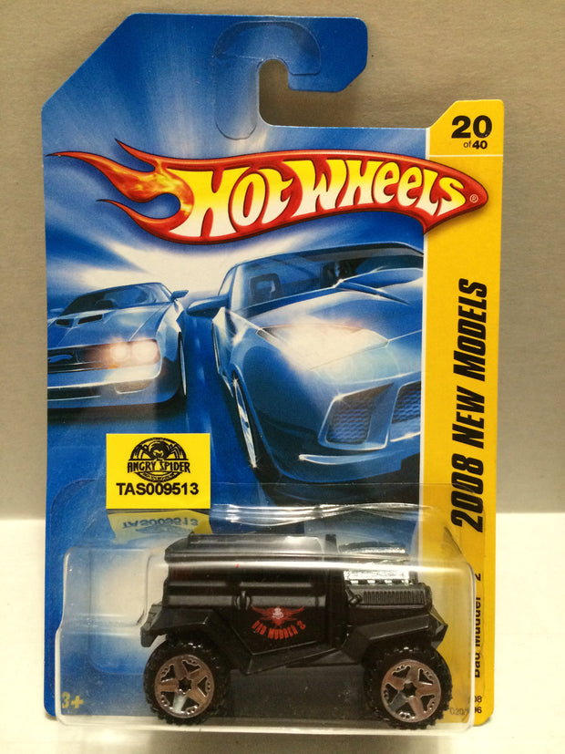 (TAS009513) - Mattel Hot Wheels Racing Stock Car - 2008 New Model, , Trucks & Cars, Hot Wheels, The Angry Spider Vintage Toys & Collectibles Store