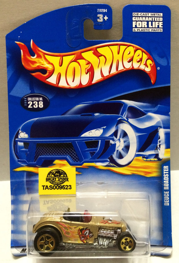 (TAS009523) - Mattel Hot Wheels Racing Stock Car - Deuce Roadster, , Trucks & Cars, Hot Wheels, The Angry Spider Vintage Toys & Collectibles Store