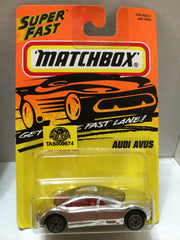 (TAS009605) - Matchbox - SuperFast Alfa Romeo 155 - New Model 1997 #3 of 75, , Trucks & Cars, Matchbox, The Angry Spider Vintage Toys & Collectibles Store
