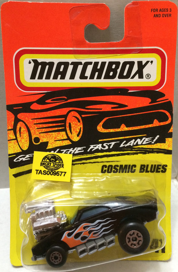 (TAS009577) - Matchbox - Cosmic Blues #41, , Trucks & Cars, Matchbox, The Angry Spider Vintage Toys & Collectibles Store