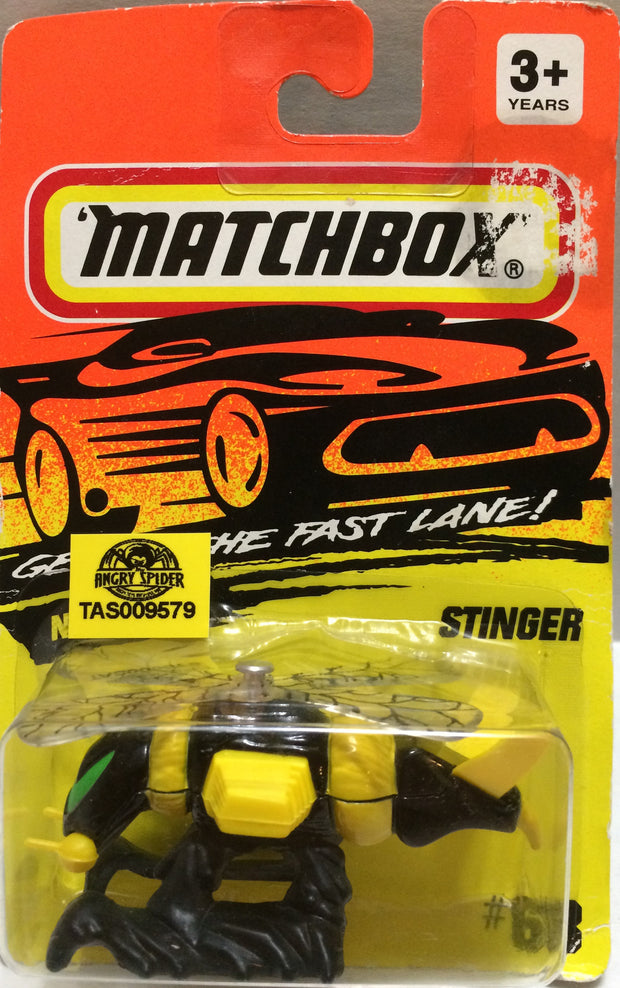 (TAS009579) - Matchbox Die-Cast - Stinger, , Trucks & Cars, Matchbox, The Angry Spider Vintage Toys & Collectibles Store