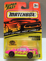 (TAS009589) - Matchbox Racing Stock Car - Firebird Racer, , Trucks & Cars, Matchbox, The Angry Spider Vintage Toys & Collectibles Store