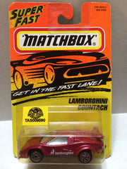 (TAS009230) - Matchbox - Lamborghini Countach, , Trucks & Cars, Matchbox, The Angry Spider Vintage Toys & Collectibles Store