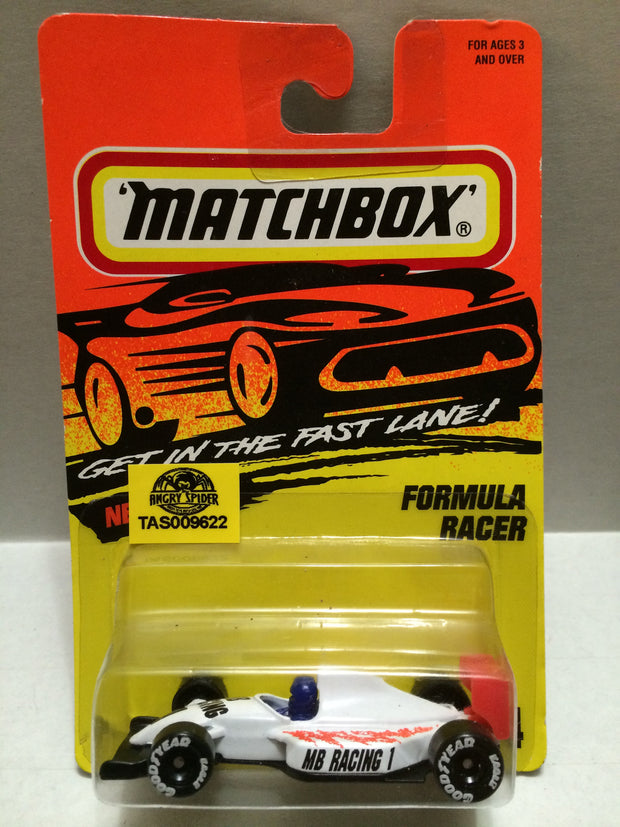 (TAS009622) - Matchbox Racing Stock Car - Formula Racer, , Trucks & Cars, Matchbox, The Angry Spider Vintage Toys & Collectibles Store