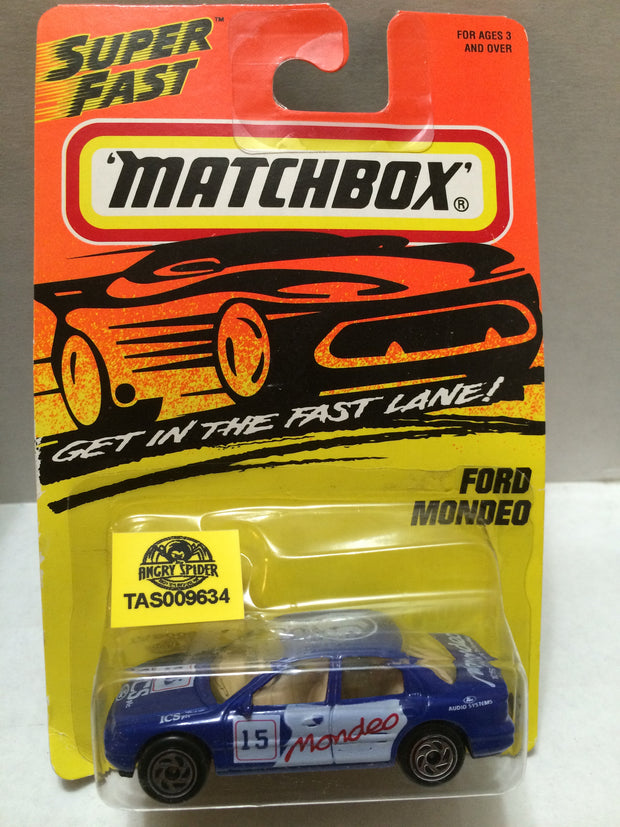 (TAS009634) - Matchbox Die-Cast - Ford Mondeo, , Trucks & Cars, Matchbox, The Angry Spider Vintage Toys & Collectibles Store