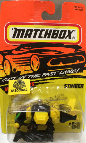 (TAS009652) - Matchbox Die-Cast - Stinger #68, , Trucks & Cars, Matchbox, The Angry Spider Vintage Toys & Collectibles Store