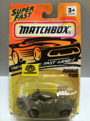(TAS009683) - Matchbox Racing Stock Car - Rhino Rod, , Trucks & Cars, Matchbox, The Angry Spider Vintage Toys & Collectibles Store