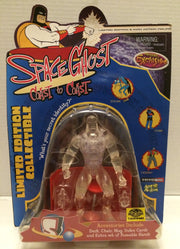 (TAS010462) - Limited Edition Space Ghost Coast to Coast Clear Figure, , Action Figure, Cartoon Network, The Angry Spider Vintage Toys & Collectibles Store  - 1