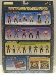 (TAS010472) - 1998 Jakks WWF Wrestlemania XV Action Figure - HHH, , Action Figure, Wrestling, The Angry Spider Vintage Toys & Collectibles Store  - 2