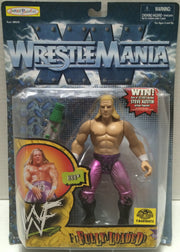 (TAS010472) - 1998 Jakks WWF Wrestlemania XV Action Figure - HHH, , Action Figure, Wrestling, The Angry Spider Vintage Toys & Collectibles Store  - 1