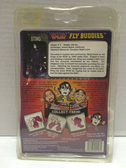 (TAS010480) - 1997 Toymakers WCW Magic Action Balloon Fly Buddies - Sting, , Flyer, Wrestling, The Angry Spider Vintage Toys & Collectibles Store  - 2