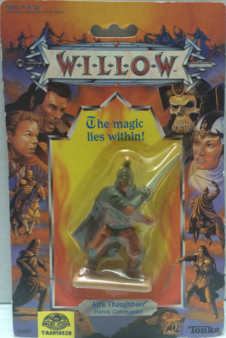 (TAS010528) - 1988 Tonka Willow The Magic Lies Within! Airk Thaughbaer, , Action Figure, Tonka, The Angry Spider Vintage Toys & Collectibles Store  - 1