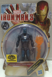 (TAS010551) - 2012 Hasbro Marvel Iron Man 3 Hydro Shock Iron Man, , Action Figure, Iron Man, The Angry Spider Vintage Toys & Collectibles Store  - 1