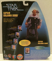 (TAS010557) - Playmates Star Trek Figure - Captain Benjamin Sisko, , Action Figure, Star Trek, The Angry Spider Vintage Toys & Collectibles Store  - 2