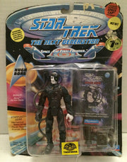 (TAS010594) - Playmates Star Trek The Next Generation Figure - Hugh Borg, , Action Figure, Star Trek, The Angry Spider Vintage Toys & Collectibles Store  - 1