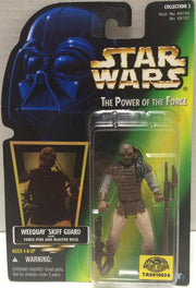 (TAS010634) - 1996 Hasbro Star Wars The Power Of The Force - Weequay Skiff Guard, , Action Figure, Star Wars, The Angry Spider Vintage Toys & Collectibles Store  - 1