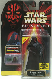 (TAS010656) - 1999 Hasbro Star Wars Episode 1 - Darth Maul, , Action Figure, Star Wars, The Angry Spider Vintage Toys & Collectibles Store  - 1